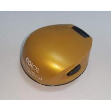 Изготовление печати ИП и ООО Colop R40 mouse золотистая