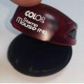 Печать COLOP R40 mouse красная