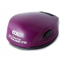 Изготовление печати ИП и ООО Colop R40 mouse фиолетовая