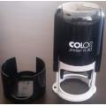 Печать для врача Colop R30 черная