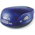 Печать для ИП и ООО COLOP R40 mouse синяя