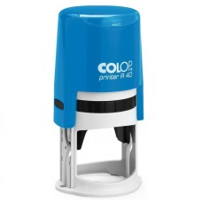 Печать для ООО и ИП Colop R40 синяя