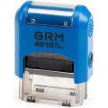 Штамп GRM-4910 (26х9)