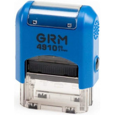 Изготовление штампа GRM-4910 (26х9)