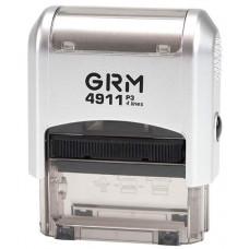Штамп GRM-4911 (38х14) SILVER