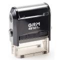 Штамп GRM-4912 (47х18)