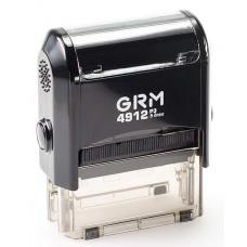 Факсимиле штамп GRM-4912 (47х18)