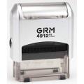Штамп GRM-4912 (47х18) SILVER