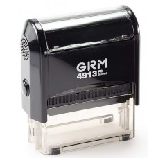 Штамп GRM-4913 (58х22)