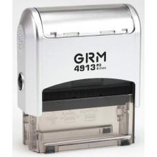 Изготовление штампа GRM-4913 (58х22) silver