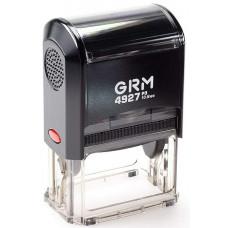 Изготовление штампа GRM-4927 (60х40)