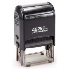 Изготовление штампа GRM-4929 (50х33)