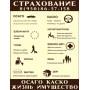ОСАГО - КАСКО - Зеленая карта - НС