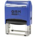 Штамп GRM-4926 (75х38)